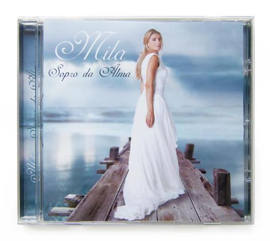 capa CD sopro da alma
