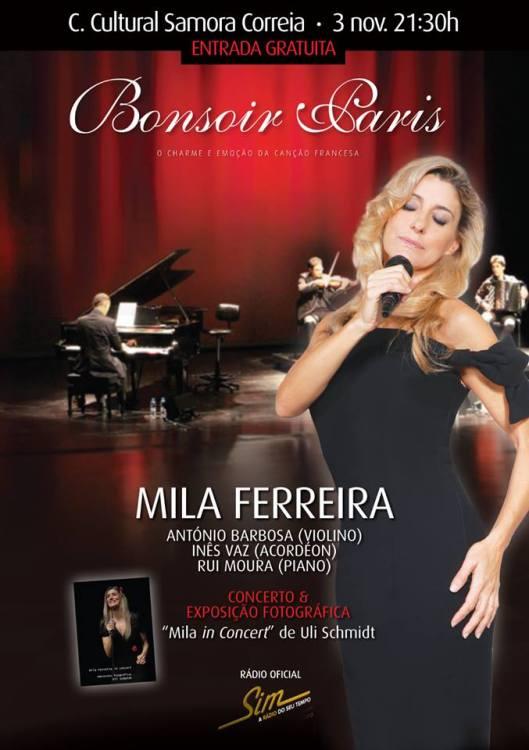 cartaz concerto
